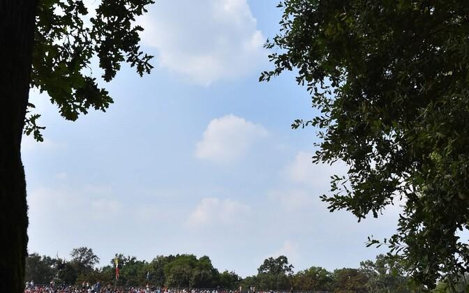 Lewis Hamilton, Monza ringrada