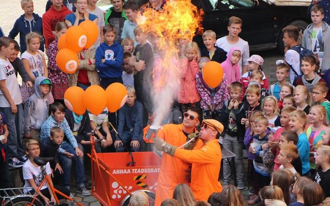 Teadlaste Öö festival
