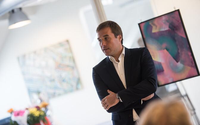 Inbank CEO Jan Andresoo.