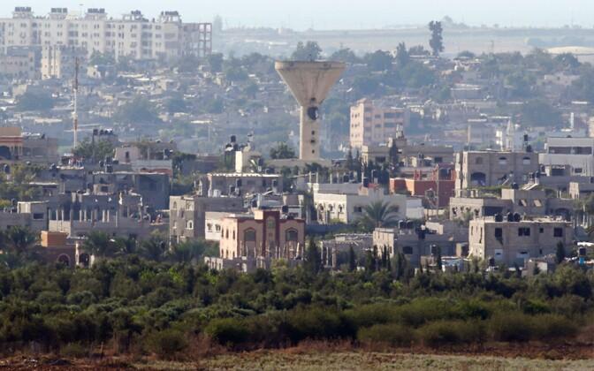 Veetorn Gaza sektoris.
