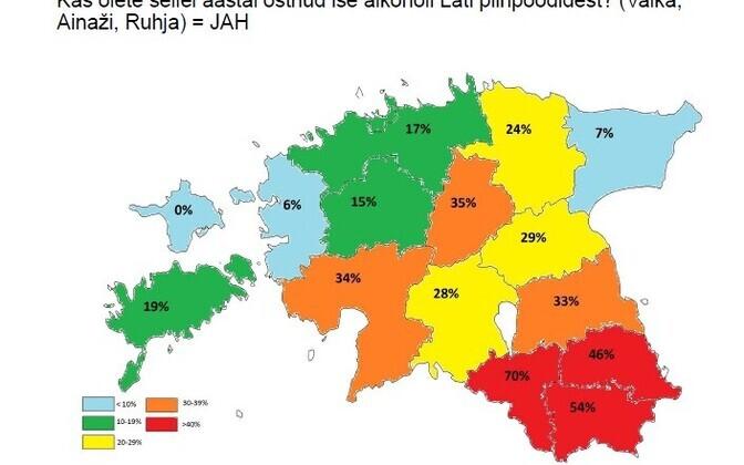 Alkoholiralli Lätis