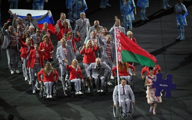 Valgevene paraolümpiakoondis