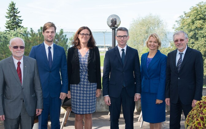 At Friday's meeting in Tallinn, the chairmen of the Baltic and Polish EU affairs committees decided to give the TTIP negotiations their full support.