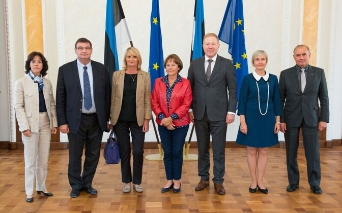 After the meeting in Tallinn on Sept. 13, 2016.