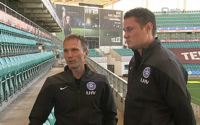 Мартин Рейм и Андрес Опер стали одноклубниками.