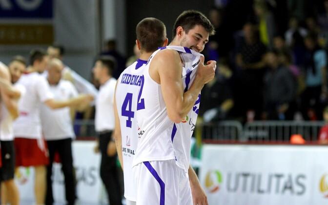 Eesti korvpallikoondis; Tanel Kurbas