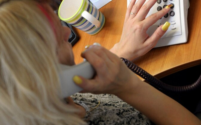 Landline telephones will soon be a thing of the past in Estonia.