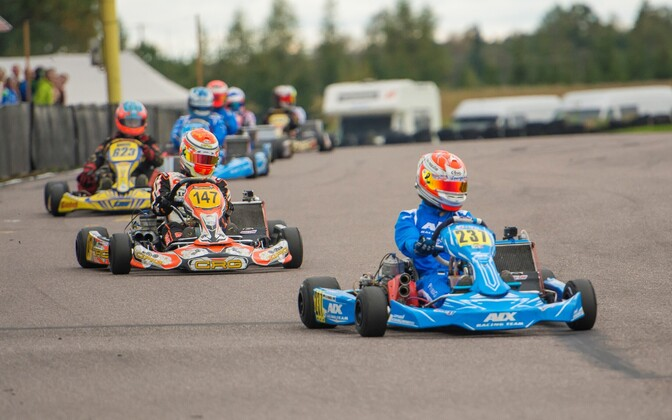 KZ2 Eesti meister Sten Dorian Piirimägi (nr 237)