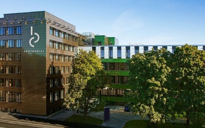 Uus neljatärnihotell Tallinnas.