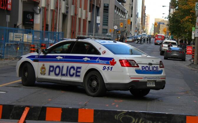 Kanada politsei.