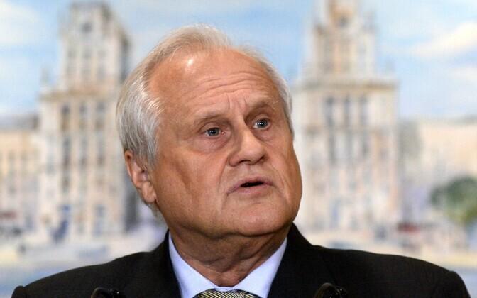 OSCE erisaadik Martin Sajdik.