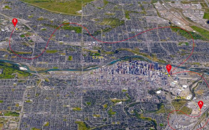 Kanada teadlased suutsid toimetada kvantoleku 6,2 kilomeetri kaugusele
