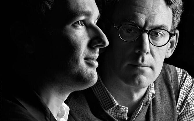 Eugene Birman and Scott Diel.