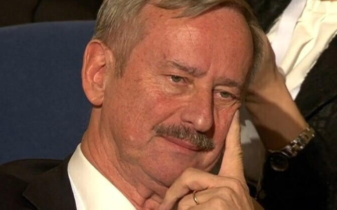 Siim Kallas got 138 votes. He would have needed 167.