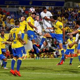 Las Palmas - Madridi Real