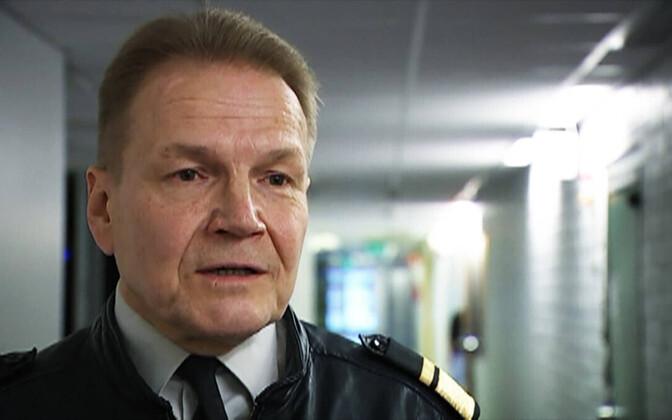 Kindralmajor Harri Ohra-aho.