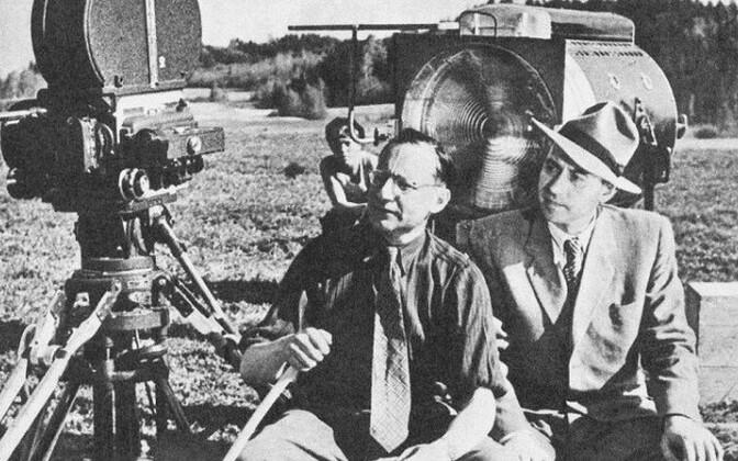 Herbert Rappaport ja Hans Leberecht filmi