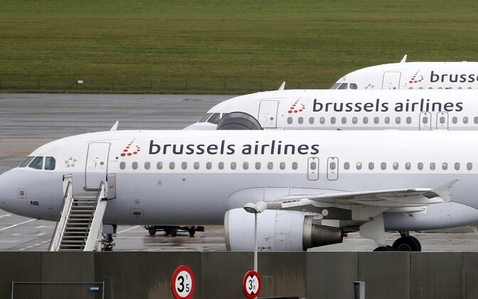 Brussels Airlines.