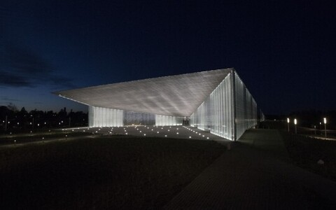 2017 arhitektuuri peapreemia võitnud Eesti Rahva Muuseum