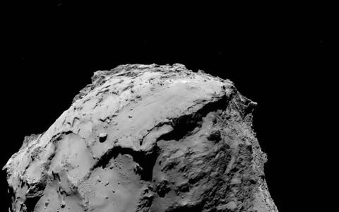 Rosetta viimne puhkepaik.