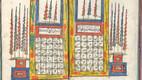 W. Chr. Friebe kingitud  araabiakeelne aabits. (Mscr 1)