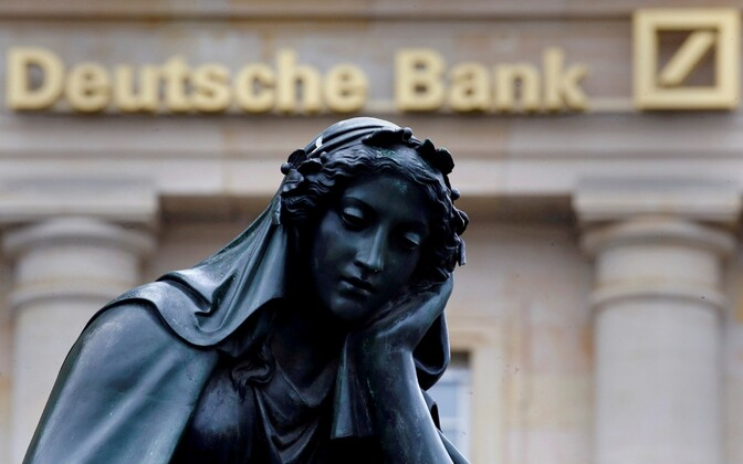 Deutsche Bank will no longer provide correspondent banking services to Estonian banks.