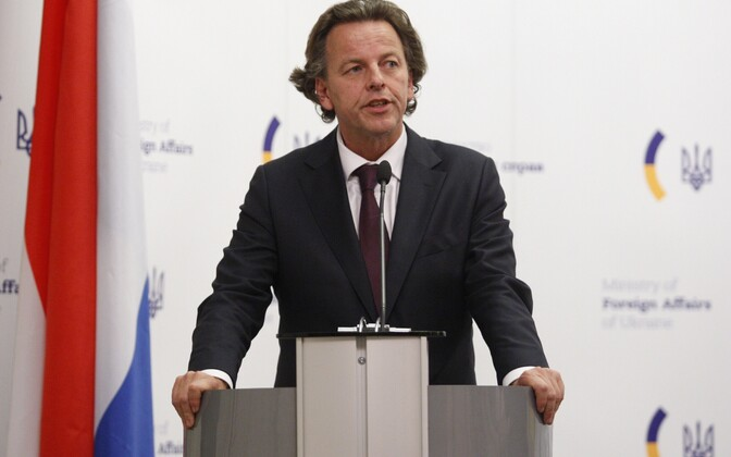 Hollandi välisminister Bert Koenders.