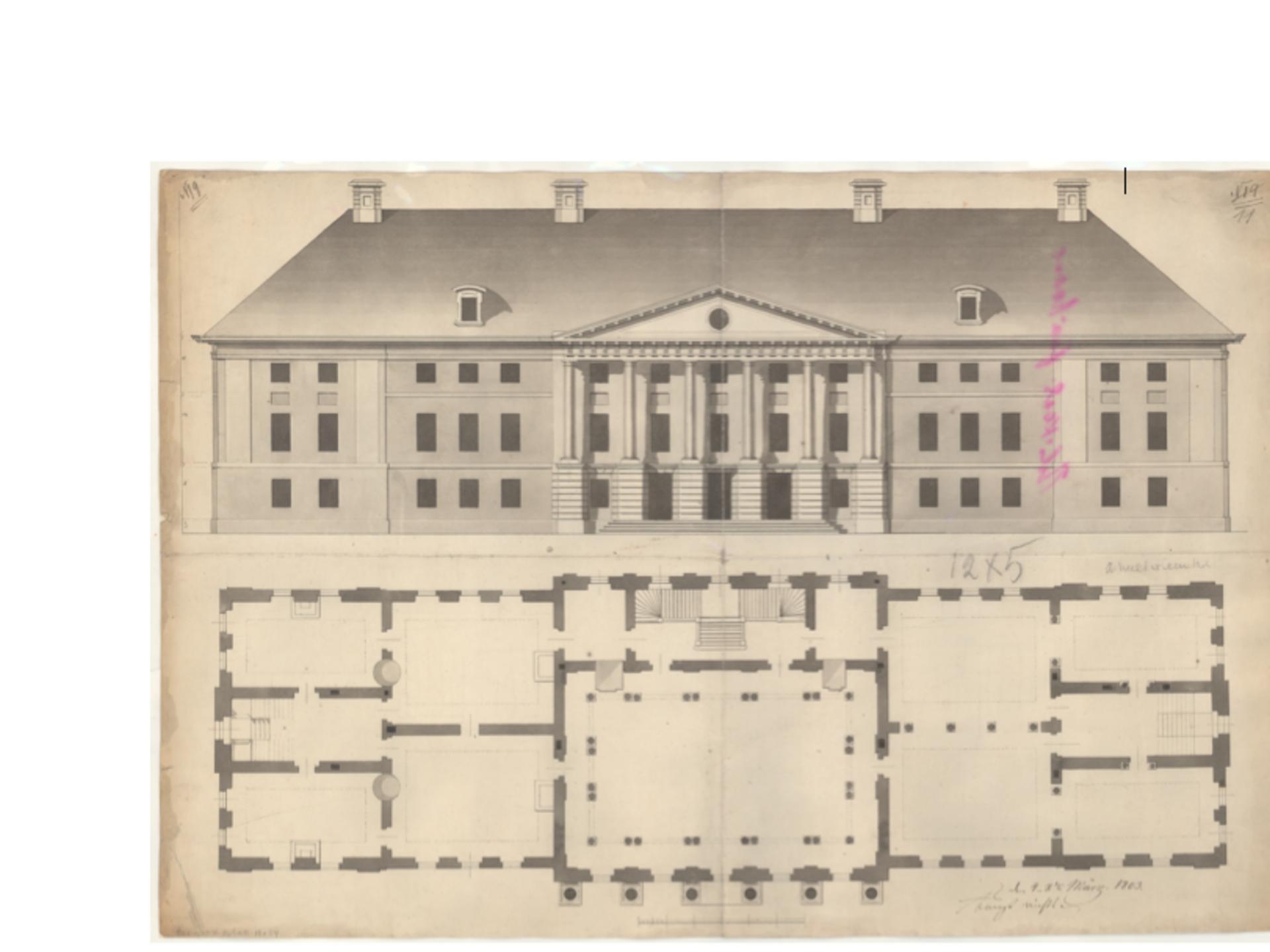 cc3c11c1ede Galerii: Kuidas nad Tartusse ülikooli ehitasid? | Ühiskond | ERR