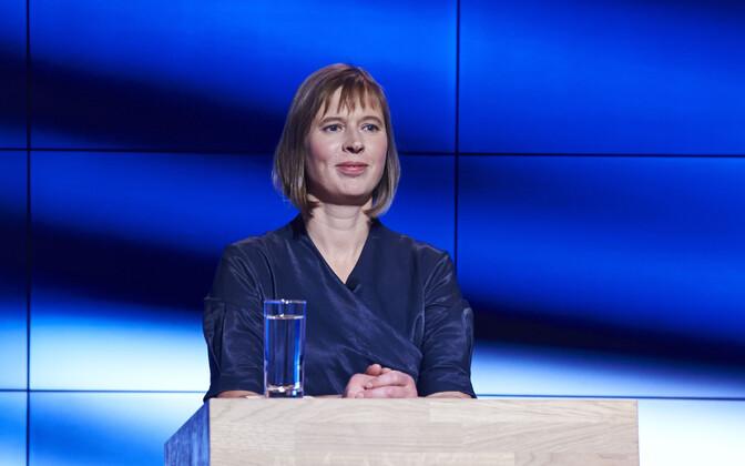 Керсти Кальюлайд считает, что равенство полов - один из гарантов развития демократического общества.