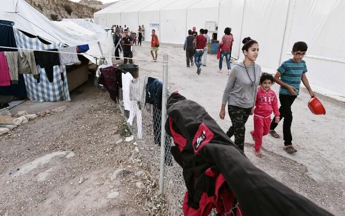 Migrandid Kreekas.