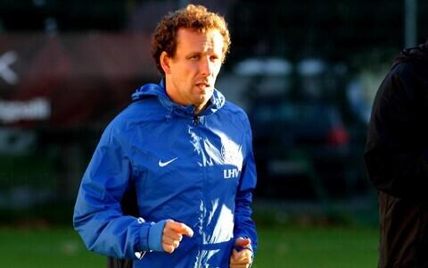 Eesti jalgpallikoondise treening