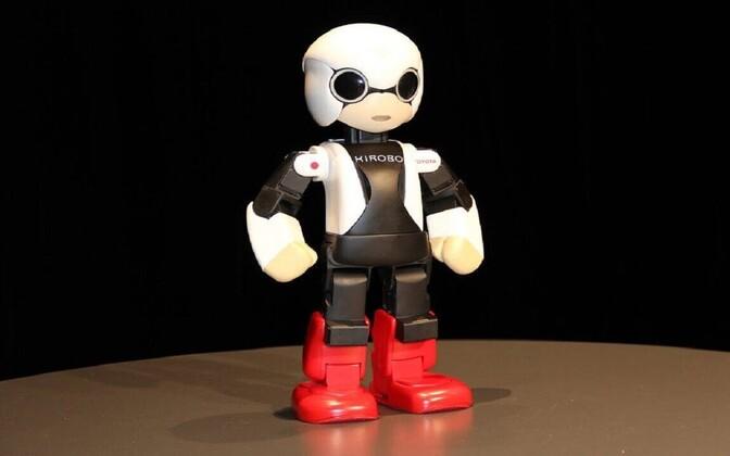 Kirobo Mini on Toyota loodud robotbeebi, kellele inimesed saavad pakkuda vanemlikku lähedust.