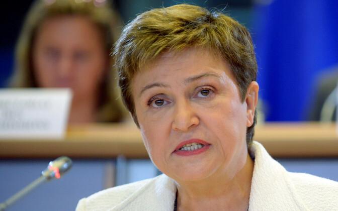 Кристалина Георгиева.