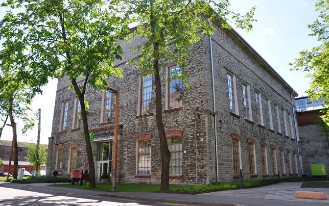 Nortal headquarters in Tallinn, pictured under its pre-2012 merger name Webmedia.