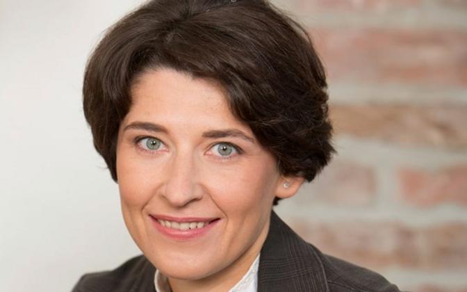 Riina Kaljurand.