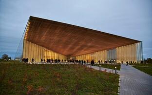 Эстонский национальный музей в Тарту.