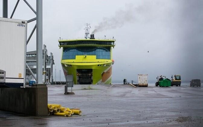 Грузооборот портов Балтийского бассейна вырос на5,3%