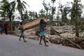 Ураган обрушился на Гаити со скоростью 230 км/ч.