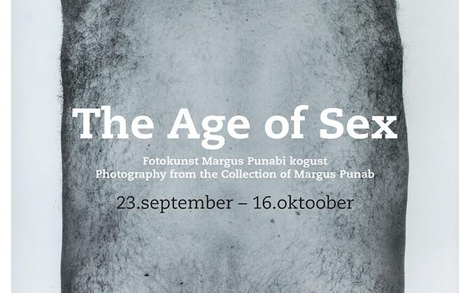 """The Age of Sex. Fotokunst Margus Punabi kogust"