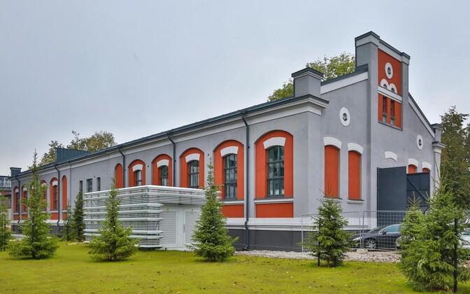 Sepapaja Selver rajatakse ajaloolisesse Dvigateli tehasehoonesse Ülemiste Citys.