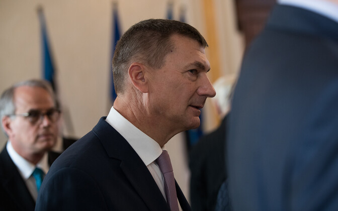 Vice President of the European Commission Andrus Ansip