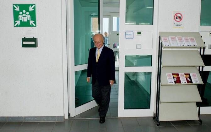 IAEA direktor Yukiya Amano.