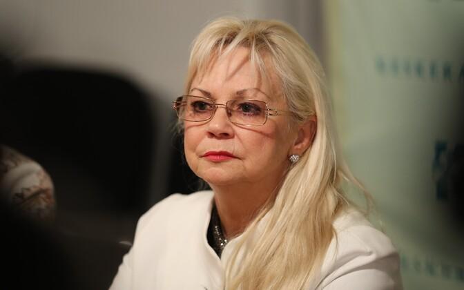 Марика Туус-Лаул.