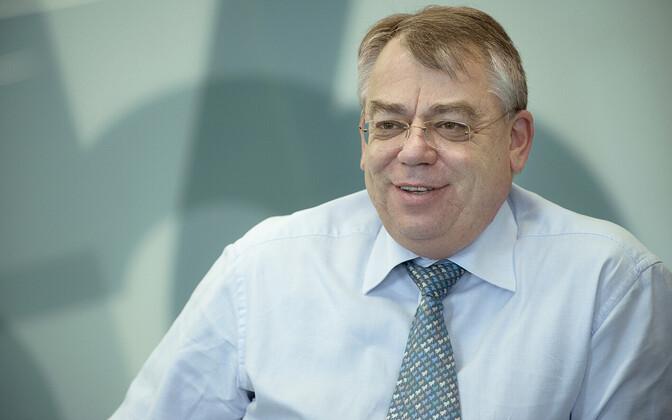 Euroopa Kontrollikoja president Klaus-Heiner Lehne.