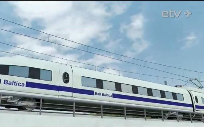 Rail Baltica.