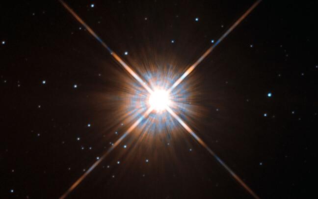 Proxima Centauri.