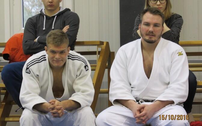 Mattias Kuusik ja Juhan Mettis