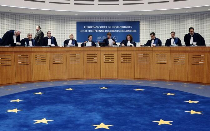 Euroopa inimõiguste kohus.
