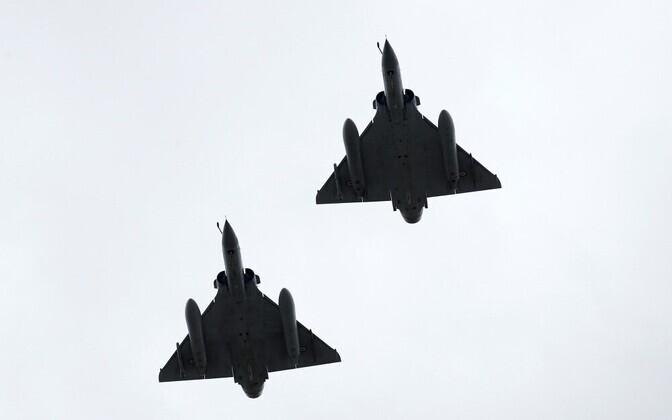 Mirage 2000 fighter jets. Image is illustrative