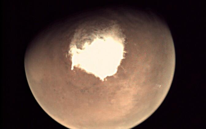 Planeet Marss.